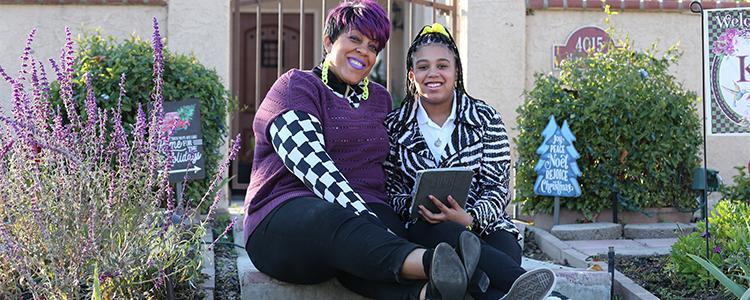 CSEA Single Mom Completes Bachelor's Degree