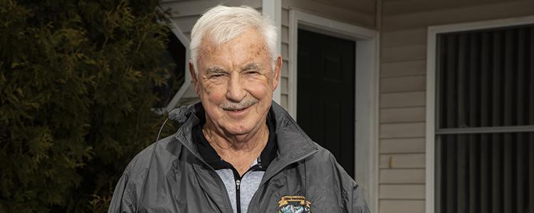 Retired USW Member Discovers Union Plus Mortgage Veteran's Grant