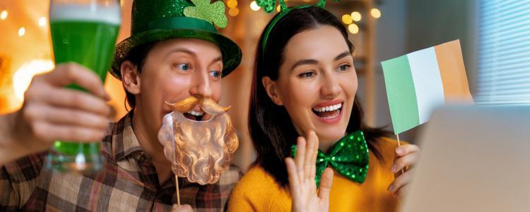St. Patrick's Day At-Home Pub Crawl