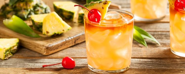 Union-Made Tropical Getaway Cocktails and Mocktails
