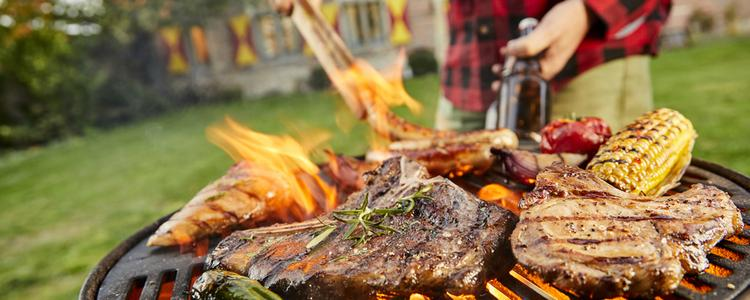 Union-Made Backyard BBQ
